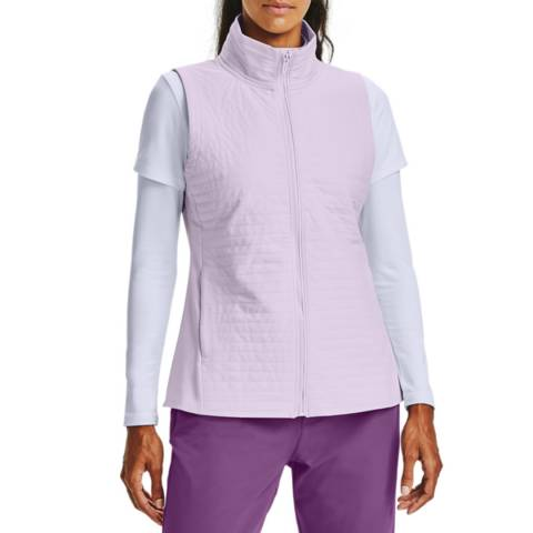 Under Armour Women's Lilac Full Zip Jacket