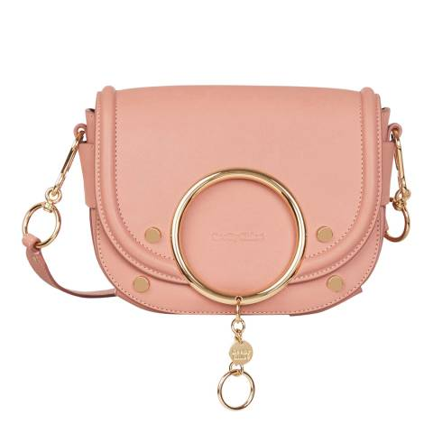 See by Chloe Dawn Rose Mara Crossbody Flap Bag