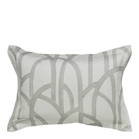 Harlequin Meso Oxford Pillowcase, Oyster
