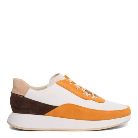 Clarks Yellow Kiowa Pace Shoes