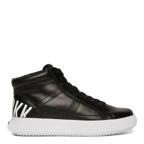 Dirk Bikkembergs Black Colbin High Top Sneakers