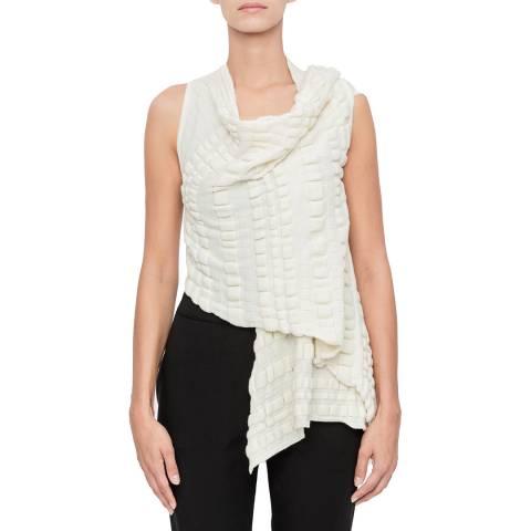 SARAH PACINI Short asymmetric cardigan