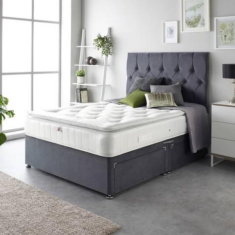 Aspire Furniture Natural Cashmere Pillowtop Mattress Small Single