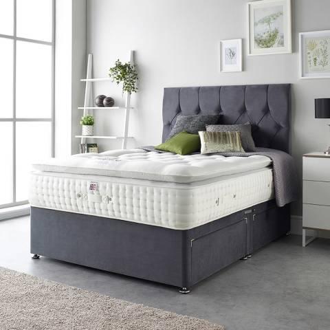 Aspire Furniture Alpaca Silk 5000 Pocket Pillowtop Mattress Small Single