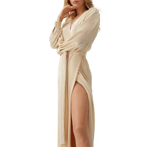 Melissa Odabash Pink Bree Maxi Dress