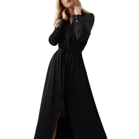Melissa Odabash Black Domenica Maxi Dress