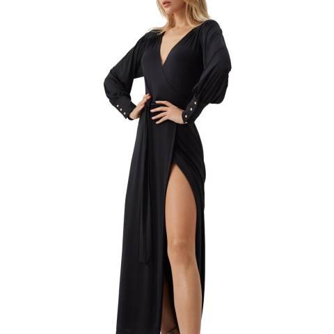 Melissa Odabash Black Libby Maxi Dress