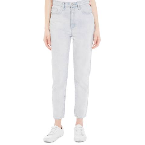 Juicy Couture Light Blue Cropped Jeans