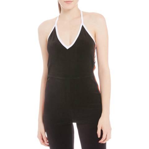 Juicy Couture Black V Neck Vest
