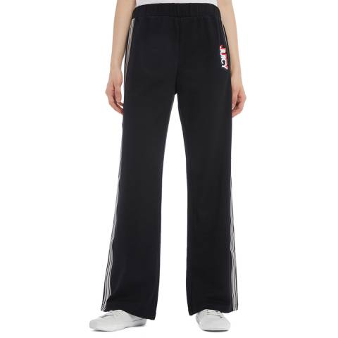 Juicy Couture Navy Wide Legged Joggers