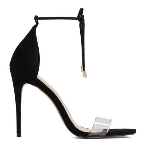 Aldo Black Vaycia Heeled Sandals