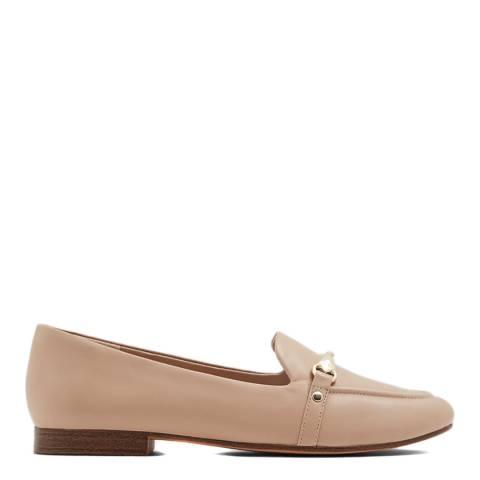 Aldo Nude Astareclya Leather Loafers