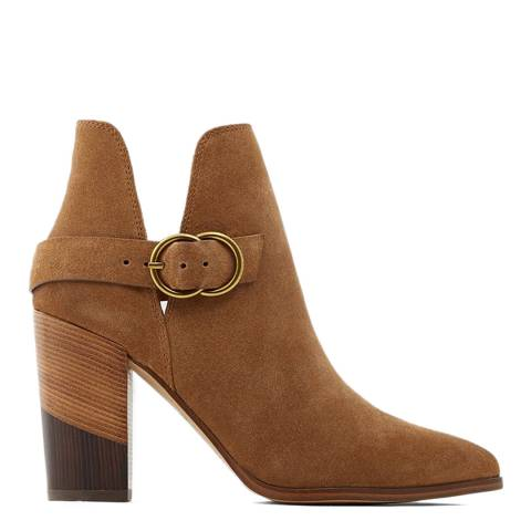Aldo Tan Kendall High Heeled Ankle Boots