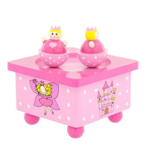Ulysse Fairy Music Box