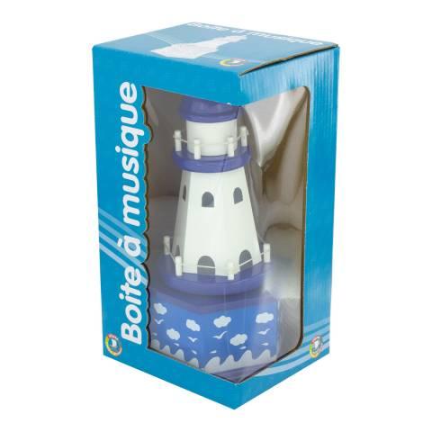 Ulysse Lighthouse Music Box