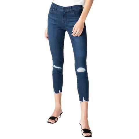 J Brand Dark Blue 835 Skinny Stretch Jeans