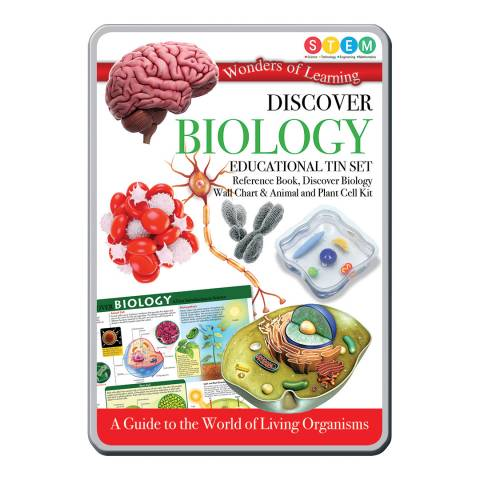 Wonders of Learning Biology Tin Set