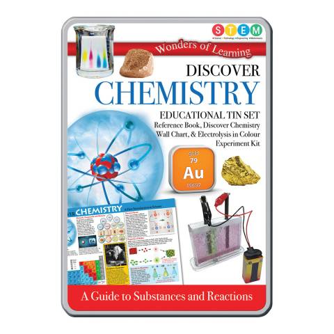 Wonders of Learning Chemistry Tin Set