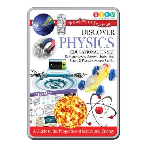 Wonders of Learning Physics Tin Set