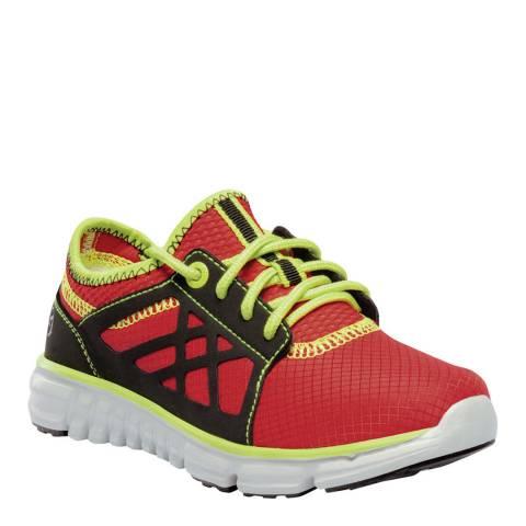Regatta Pepper/Lime Marine Sport Shoes