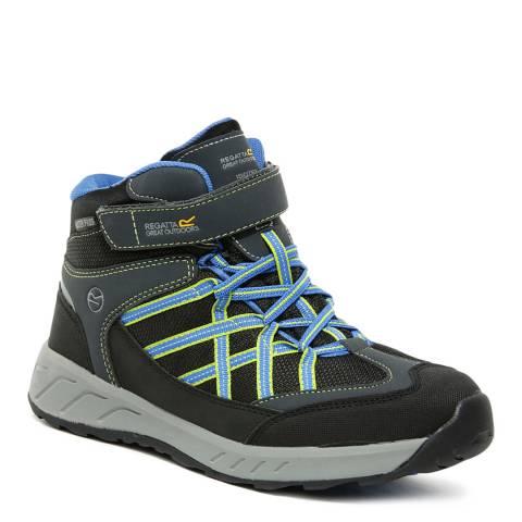 Regatta Briar/Blue Samaris V Mid Boots