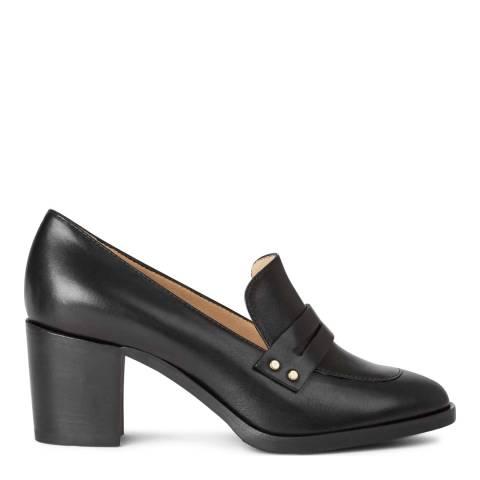 Hobbs London Black Harriet Court Shoes