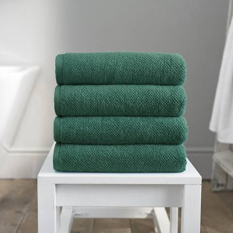 Deyongs Pollenca Bath Towel, Foliage