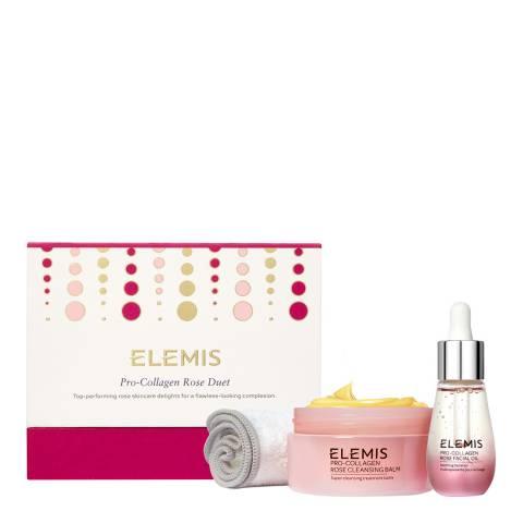Elemis Pro-Collagen Rose Duet Worth £111