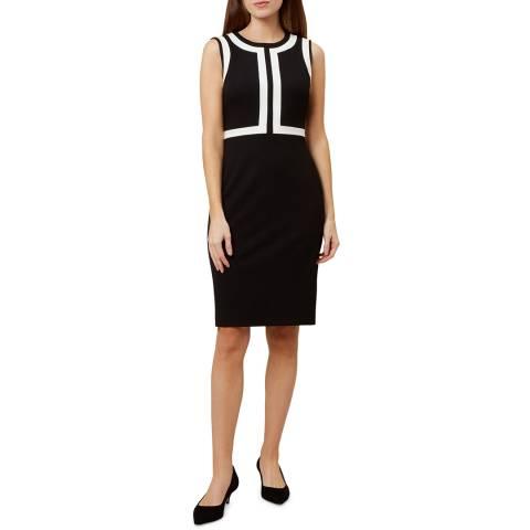 Hobbs London Black Jackie Dress