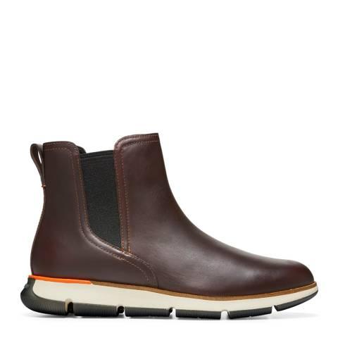 Cole Haan Brown 4.Zerogrnd Chelsea Boot
