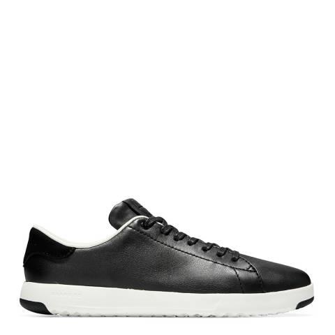 Cole Haan Black/White GrandPro Tennis Sneaker