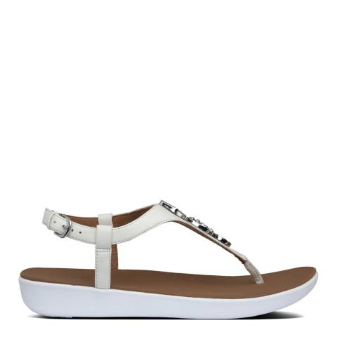 FitFlop Stone Lainey Circle Toe Thongs
