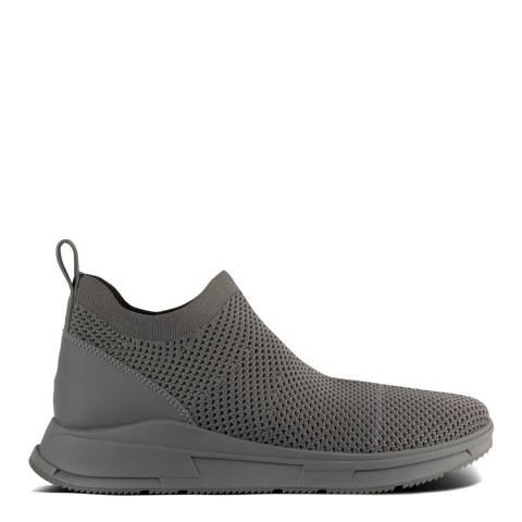 FitFlop Deep Grey Max Flexknit Sneakers