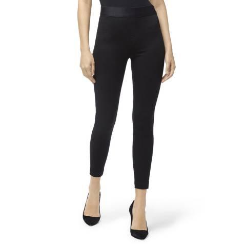 J Brand Black Dellah Skinny Stretch Leggings