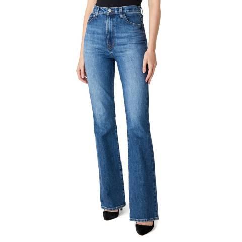 J Brand Blue 1219 Runway Boot Cut Stretch Jeans
