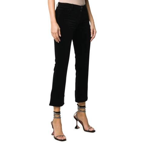 J Brand Black Selena Boot Cut Stretch Jeans