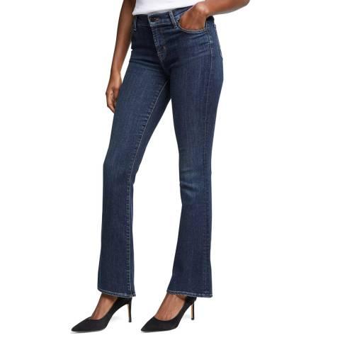 J Brand Sallie Mid Rise Boot Jeans