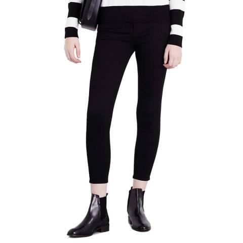 J Brand Black 835 Skinny Mid Rise Stretch Jeans