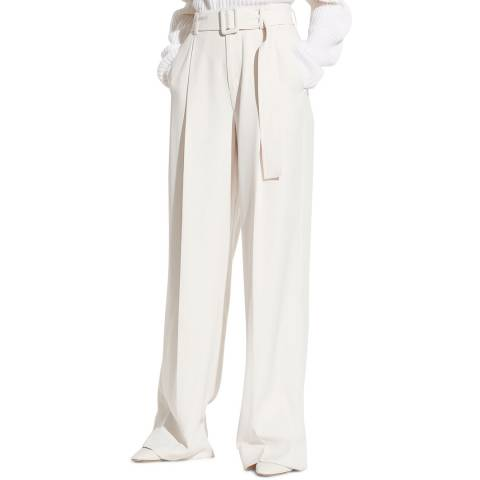 Vince Magnolia Belted Wide Leg Trousers