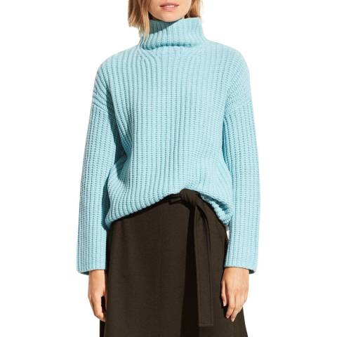 Vince Aria Wool/Cashmere Blend Lofty Jumper