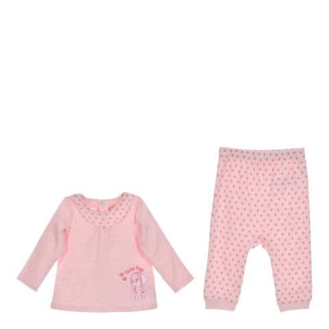 Disney Baby Light Pink Paw Patrol 2 Piece Set