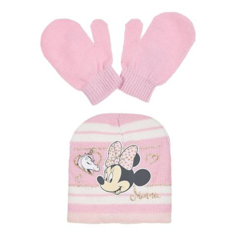 Disney Baby Pink Minnie Mouse 2 Piece Set