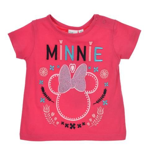 Disney Baby Fuchsia Mickey Mouse T-Shirt