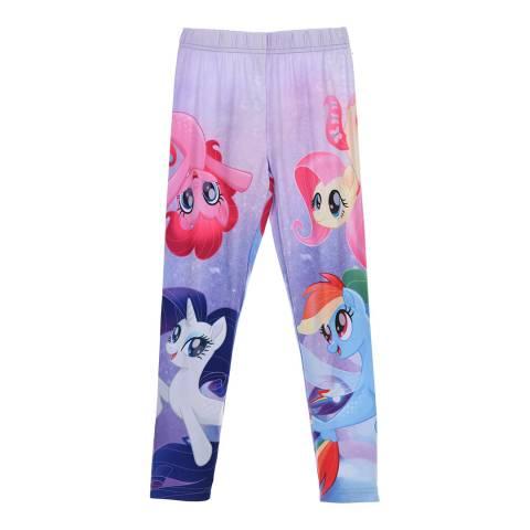 Disney Kid's Blue My Little Pony Leggings