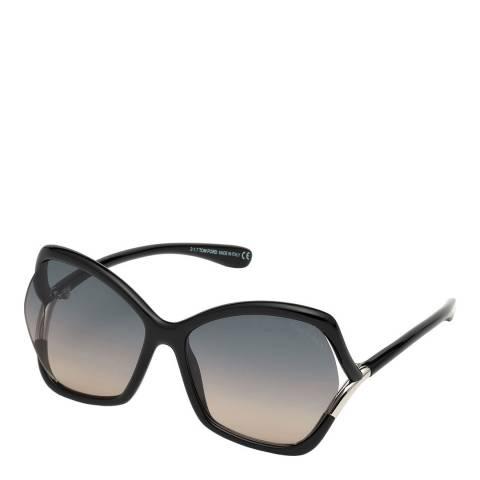 Tom Ford Women's Blue/Black Tom Ford Sunglasses 61mm