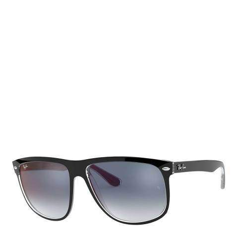 Ray-Ban Unisex Black Sunglasses 60mm