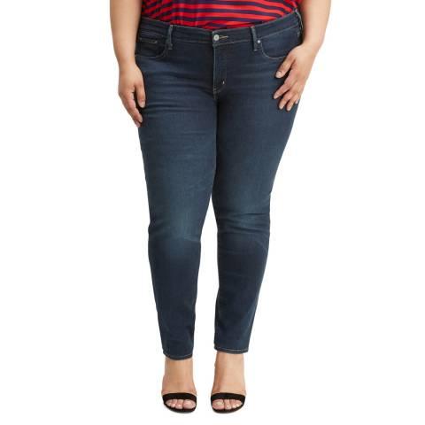 Levi's Indigo 311™ Shaping Plus Size Skinny Stretch Jeans