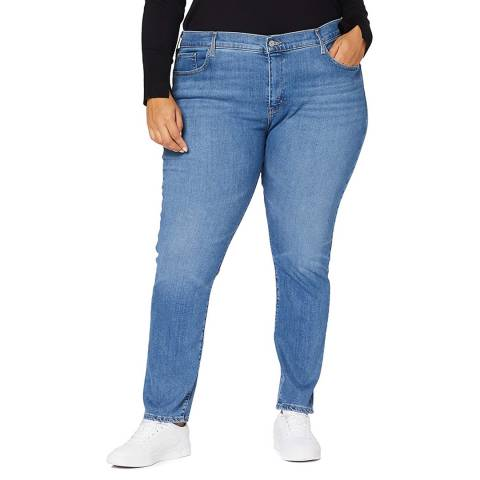 Levi's Blue 311™ Shaping Plus Size Skinny Stretch Jeans