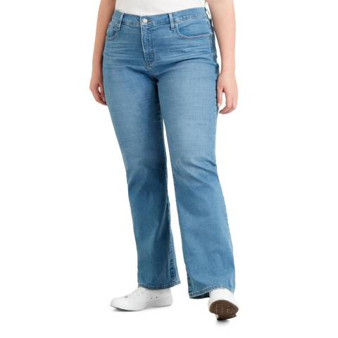 Levi's Blue 315™ Shaping Plus Size Bootcut Stretch Jeans