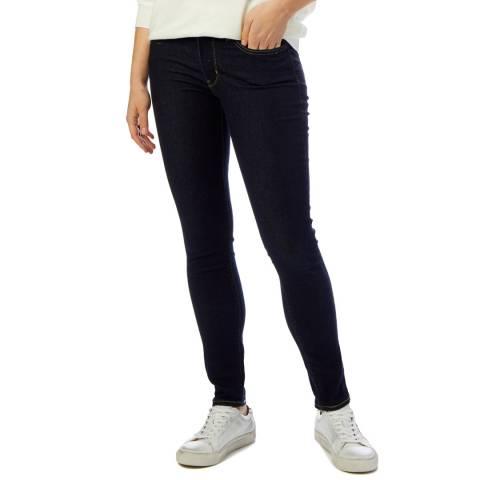 Levi's Dark Denim 711™ Skinny Stretch Jeans